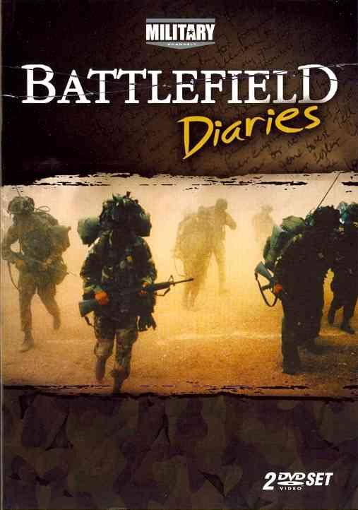 BATTLEFIELD DIARIES (DVD)