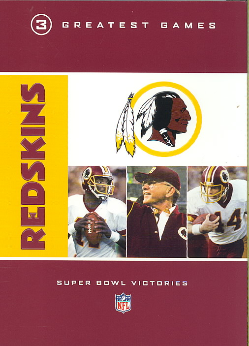 NFL GREATEST GAMES SERIES:1982 WASHIN BY NFL GREATEST GAMES (DVD)