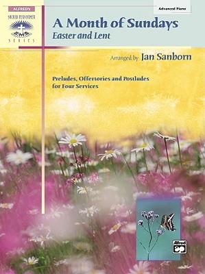 A Month of Sundays By Sanborn, Jan (ADP)